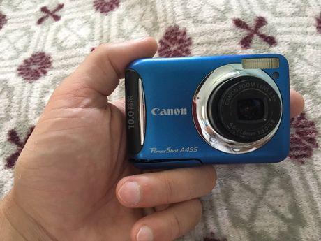 Фотоапарат Canon powershot A495