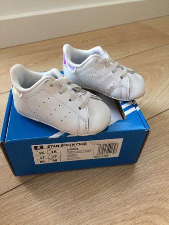 Ténis Bebé Adidas Stan Smith