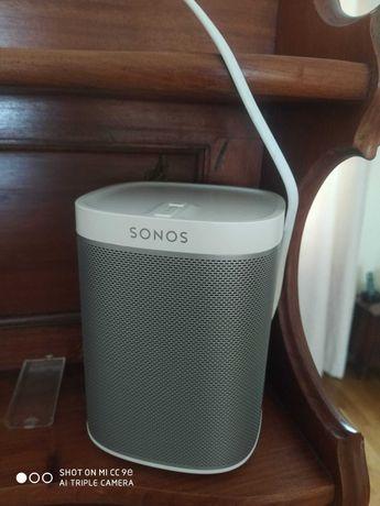 Coluna Sonos One 120€
