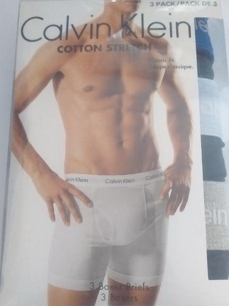 Bokserki męskie Calvin Klein XL 3 pak