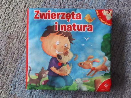 """Książeczka wyd. Św. Wojciech """"Zwierzęta i natura"""""""