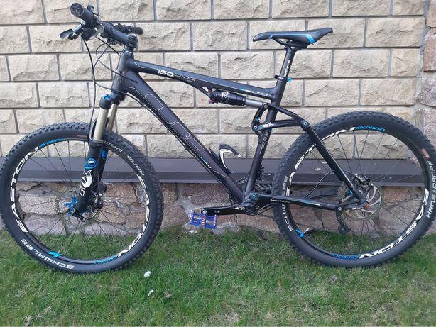 "Велосипед двухподвес Cube AMS 150 HPA Pro L20"" колеса 26"