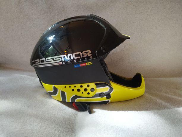 Kask narciarski Salomon CROSSMAX ENGINE DPD 53 cm.