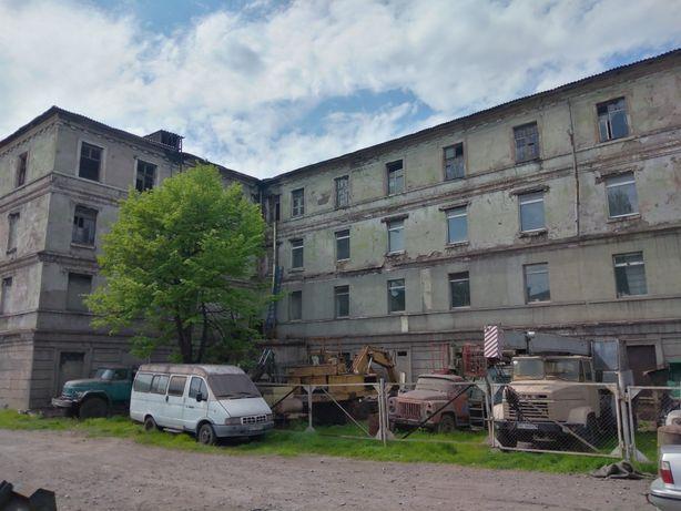 Продам комплекс четырёх этажное здание под офисы