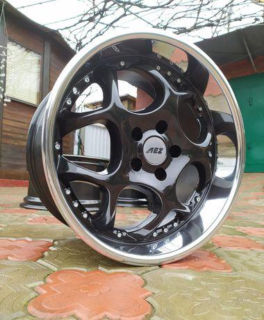 Продам разноширокие диски AEZ Simas R18