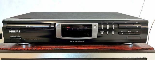 Odtwarzacz CD Philips CD 713 świetny odtwarzacz