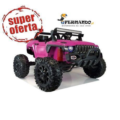 Auto BUGGY na akumulator JEEP Monster Offroad 4x4 samochód, quad NOWY