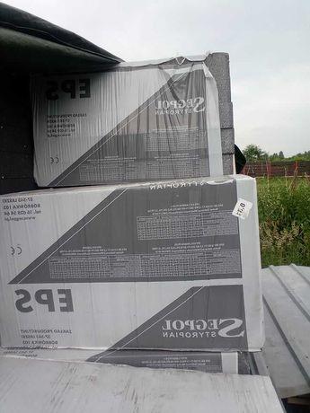 Styropian grafitowy fasada 12cm 031