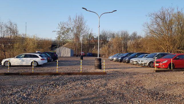 Parking monitorowany w Centrum,miejsca postojowe 69zł/m-c