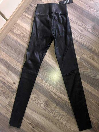 Skórzane spodnie damskie, Ibana, 32