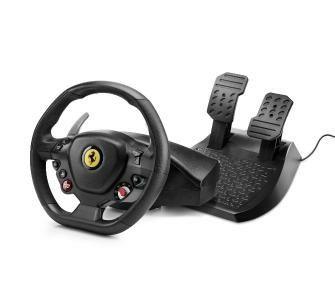 Sprzedam kierownice do PS4 i PC thrustmaster T80 Ferrari 488
