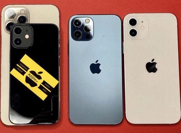 iPhone 12 mini 64/128/256Gb подбирем 11/XR/X/XS/8/7/SE 2