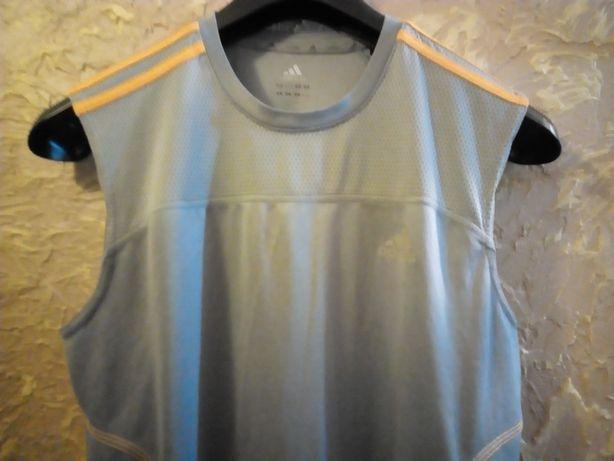 Koszulka t-shirt sportowa, kompresyjna adidas M.