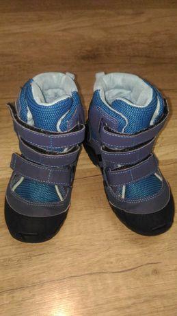 Зимние термоботинки adidas