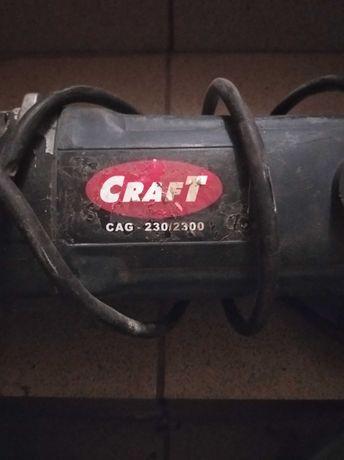 Продам болгарку Craft 230 на запчастини.