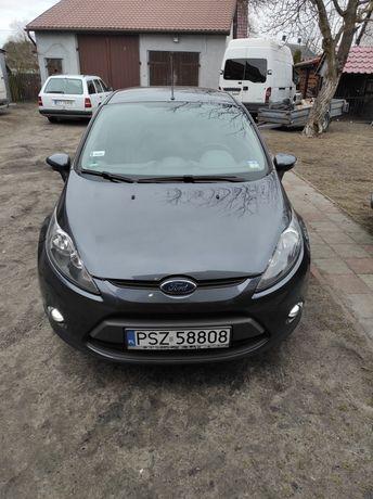 Ford Fiesta mk7 KLIMA benzyna zarejestrowany, ładny, od kobiety