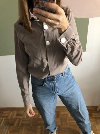 Koszula Reserved cappucino XS