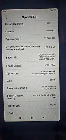 Телефон Xiaomi Redmi 6A