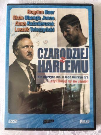 """NOWE Dvd """"Czarodziej z Harlemu""""."""