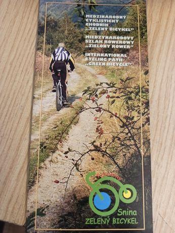 Poradnik turystyczny dla rowerzysty