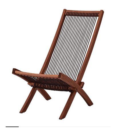 Cadeira de exterior