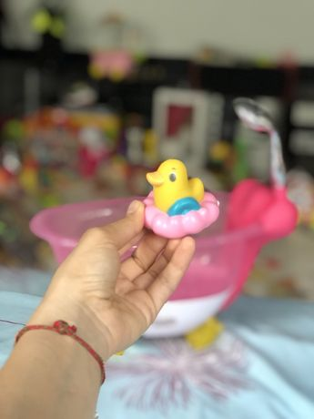 Ванночка для кукол детская (baby born)