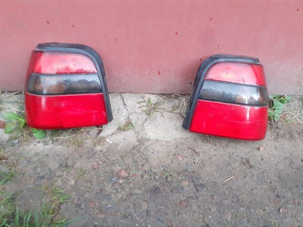 Продам задні фари (фонарі) та дзеркала. Шкода феліція