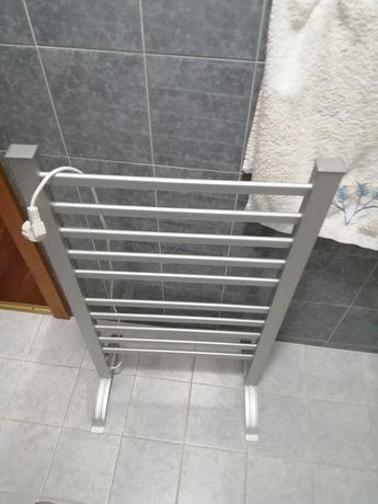 Secar toalhas de banho