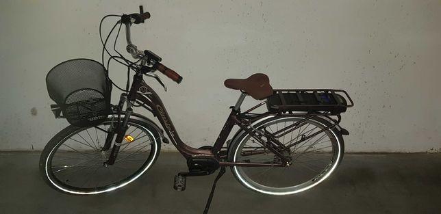 Sprzedam rower z napędem elektrycznym