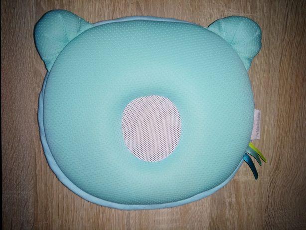 Poduszka niemowlęca redukująca nacisk