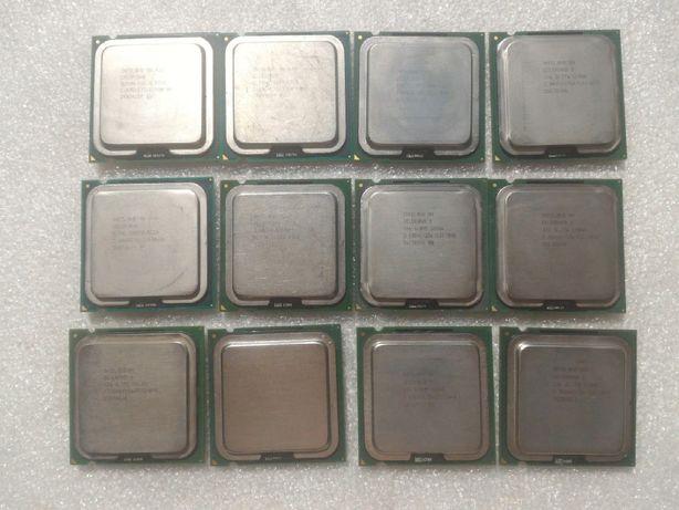 Процессоры Intel для Socket LGA775