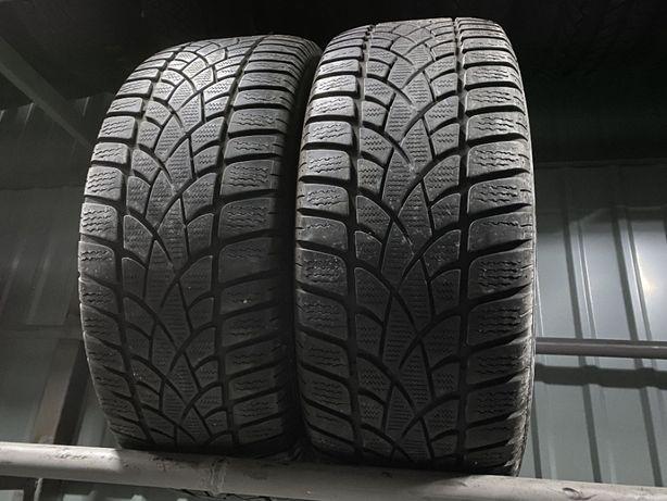 зима 215\55\R17 2018г Dunlop 2шт шины шини