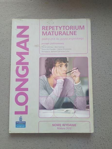 Repetytorium maturalne ćwiczenia do matury longman język angielski
