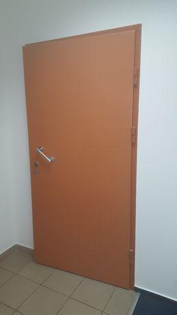 drzwi wejściowe antywłamaniowe-pancerne-skarbcowe kolor CAMEL