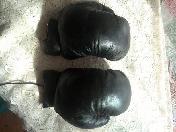 Перчатки боксёрские, раритет