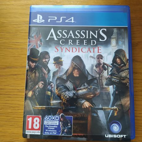 Assassiin s creed Syndicate