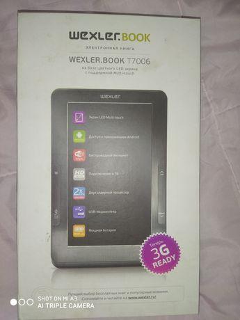 Новая электронная книга Wexler.Book