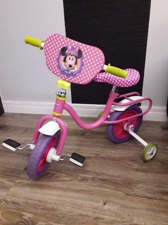 """Rower dziecięcy Disney Junior Minnie """"10"""""""
