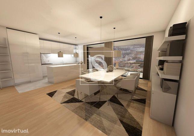 Apartamento T4em Fraiao