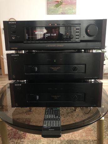Sony E2000ESD + Sony N330ES + Sony N55ES