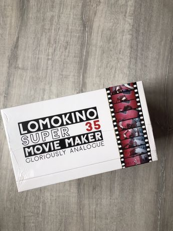 Плёночная камера Lomokino плёночный фотоаппарат