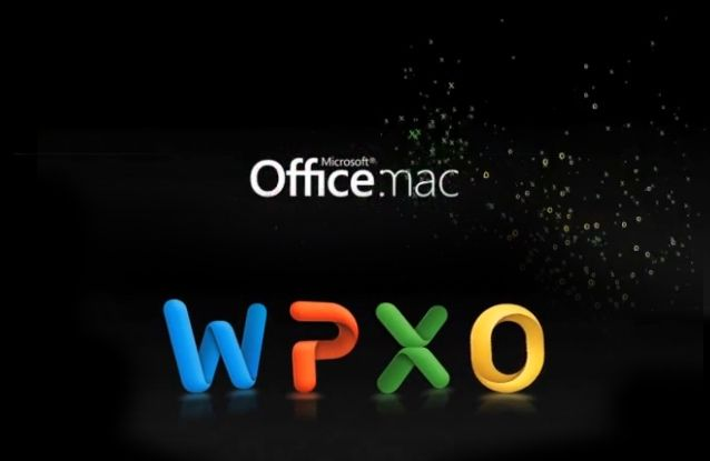 Office mac 2011 word excel power point outlook