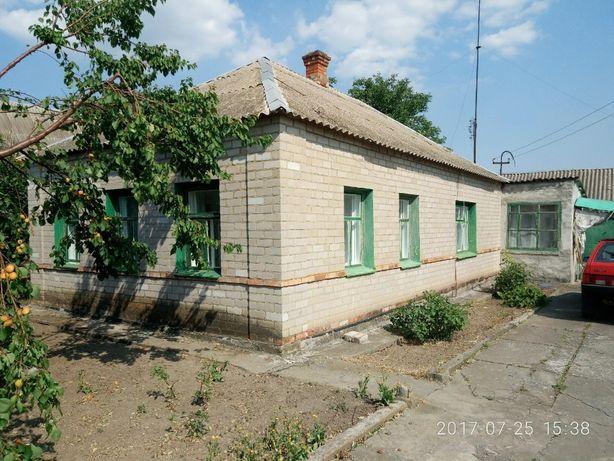 Меняю дом Акимовка на 1 комн.квартиру в г,Мелитополе