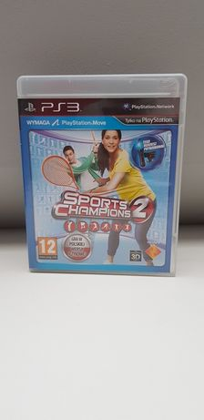 Move Sports Champions 2 PL na PS3