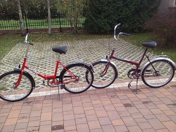 """rowery na kołach 24 cale, """"składak"""""""