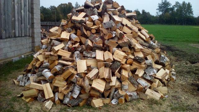 Sprzedam drewno opałowe, kominkowe