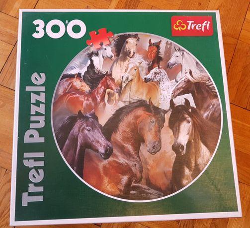 Puzzle KONIE 300 el.