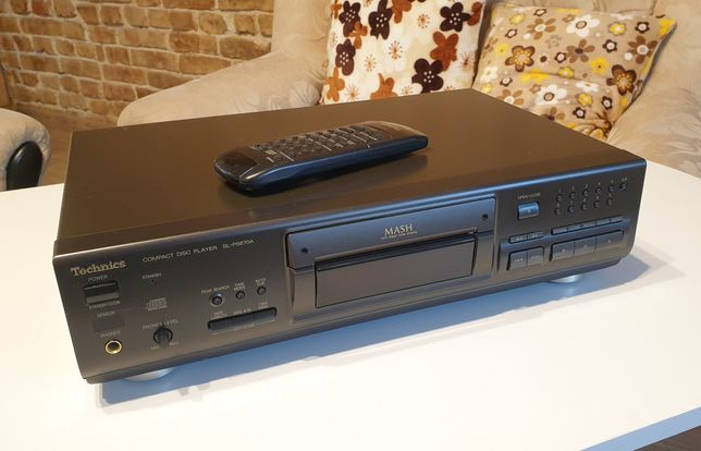 Odtwarzacz CD Technics SL-PS670A
