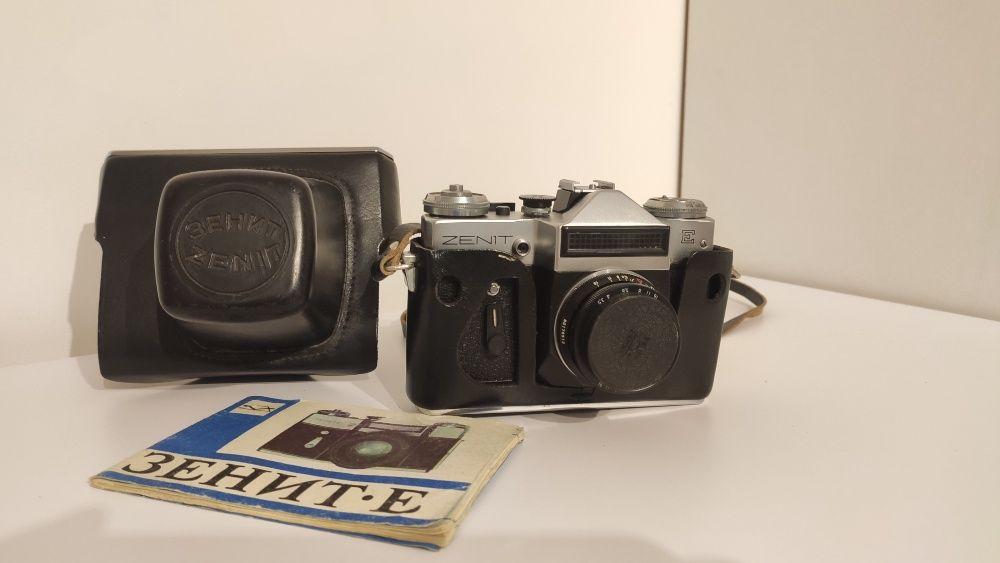 Продам плівковий фотоапарат Зеніт*Е Львов - изображение 1
