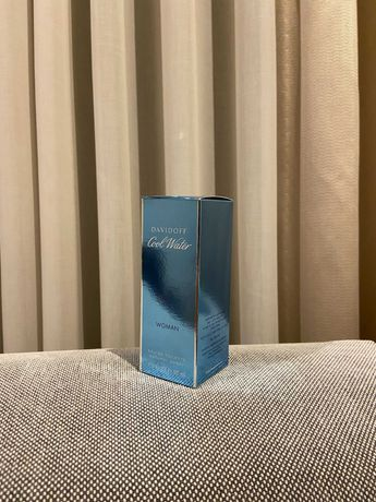 Perfume (Eau de Toilette) Davidoff Cool Water (Woman) 50ml
